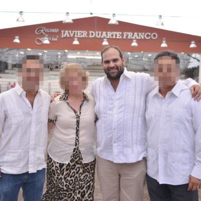 Busca amparo contra detención hermano del exgobernador de Veracruz, Javier Duarte