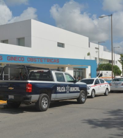 Paciente psiquiátrico se inflige herida y genera destrozos en hospital de Playa