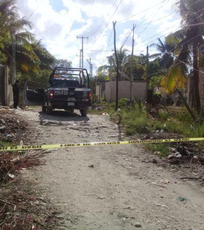 EJECUTAN A PRESUNTO JEFE DE PLAZA DE UN GRUPO DEL NARCO: Matan de unos diez balazos a 'El Gato' en la colonia Valle Verde de Cancún