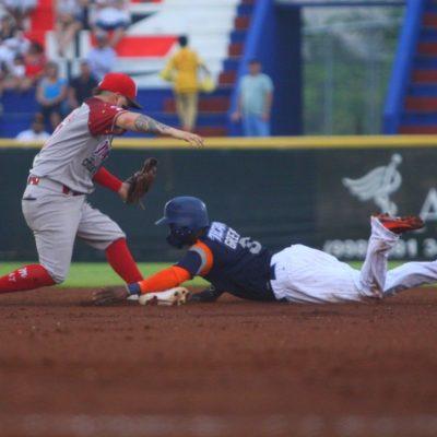 OTRO DRÁMATICO FINAL: Los Tigres de Quintana Roo pelearon hasta el final y estuvieron a punto de hacer una de las suyas, pero los Diablos Rojos del México se quedaron con el triunfo 6-5