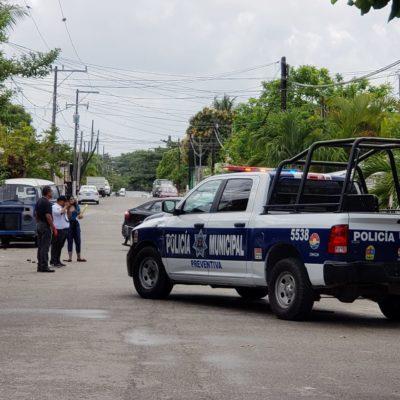 Ataque a balazos contra un domicilio de la SM 221 de Cancún sin lesionados