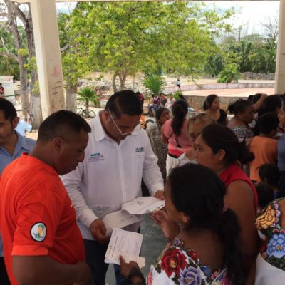 """""""Es tiempo de la Zona Maya de Tulum"""", dice Ismael Sauceda; no son 'botín político', asegura"""