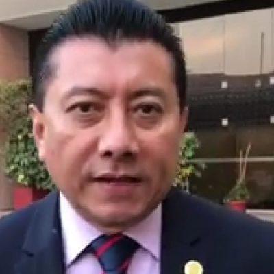 Explica Chucho Pool que votó en contra de desparecer el CPTM, porque no han planteado alternativas o nuevas formas de operación