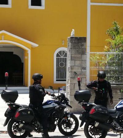 Roban limosnas en parroquia de Tulum por segunda vez