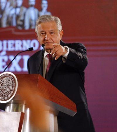 Mantiene AMLO escoltas para Fox y Calderón;  la política es también elegir entre inconvenientes, justifica