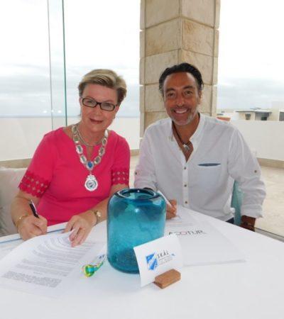 Acotur firma alianza estratégica con ClubSkal International 723 Isla Mujeres & Puerto Morelos para impulsar el turismo