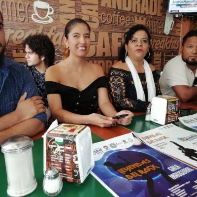 Invitan a festival cultural que se realizará viernes y sábado en Solidaridad