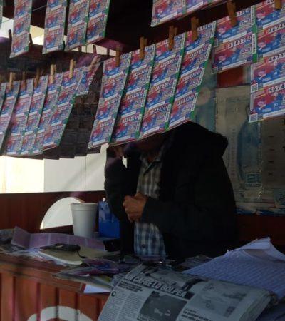 Arrastra pérdidas la Lotería Nacional por más de mil 155 millones de pesos, tan solo en la última década