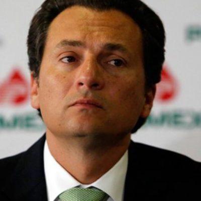 Cobraba Emilio Lozoya hasta 50 mil pesos por audiencia solicitada cuando era director de Pemex