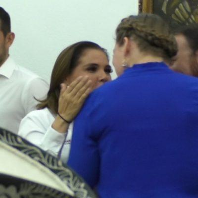 ¿Y LA SEGURIDAD?, BIEN GRACIAS: Opta Mara Lezama por celebrar a regidora, a unas horas del atentado contra arrendadora de vehículos y ejecuciones en la SM 219