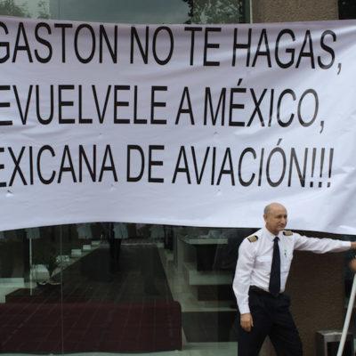 'CORTARON ALAS' A MEXICANA Y REMATARON AEROMÉXICO: Acusa AMLO a expresidentes de pagar favores del fraude