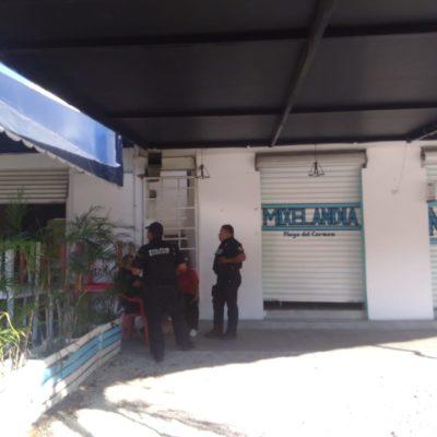 Reportan cierre de un bar de Playa por supuesto 'derecho de piso'; autoridades investigan