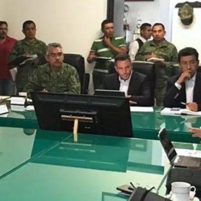 Propone Murat 'cerrar las fronteras' para que violencia de Veracruz no 'contamine' a Oaxaca