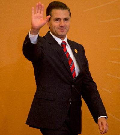 Hallan documento que prueba que Peña Nieto adquirió un arma en la SEDENA