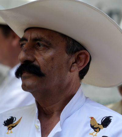 NIETO DEL CAUDILLO DEL SUR: Jorge Zapata se dice decepcionado de la 4T y sus megaproyectos de muerte