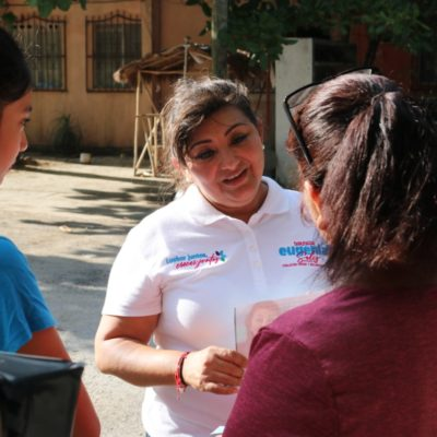 Ofrece Eugenia Solís trabajar para mantener la promoción turística para Quintana Roo