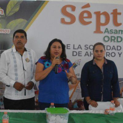 Asegura Rocío González que se guiará de las voces ciudadanas para realizar su trabajo legislativo