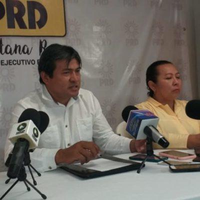 """""""Honraremos nuestra palabra de integrar al PES a la coalición"""", aseguran integrantes del PRD"""