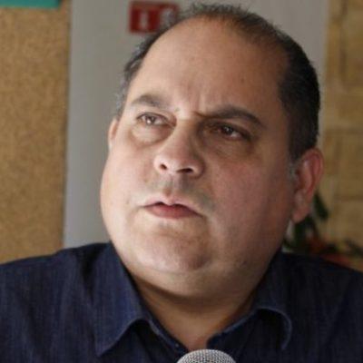 """""""QUE SE PONGA A TRABAJAR POR QR"""": Juan Carlos Pallares defiende a Carlos Joaquín y le exige a Marybel Villegas que gestione la llegada de policías al estado, en lugar de pedir la renuncia del gobernador"""