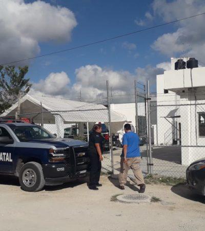 Riña en cárcel de Cozumel deja tres heridos