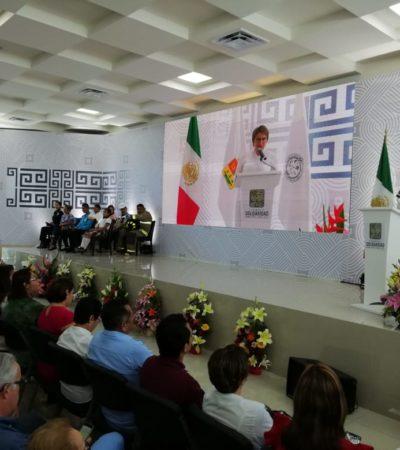 ANTICIPAN 'INVERSIÓN HISTÓRICA' DE 954 MDP EN SOLIDARIDAD DURANTE 2019: Presentan en Playa del Carmen el Plan de Desarrollo Municipal 2018-202