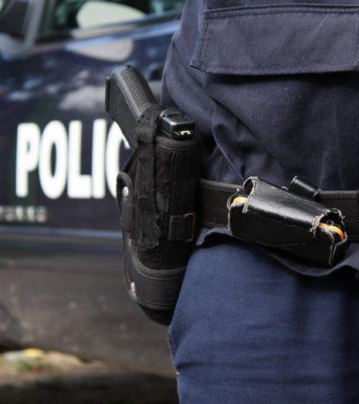 Acusan a un agente de la Policía de Tabasco de haber baleado a un menor que viajaba en automóvil