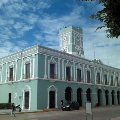 Convierten ayuntamiento de Progreso, Yucatán, en coto de poder familiar