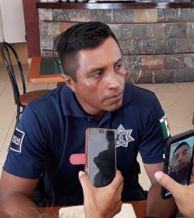 Lanzan convocatoria para ser policía en Solidaridad
