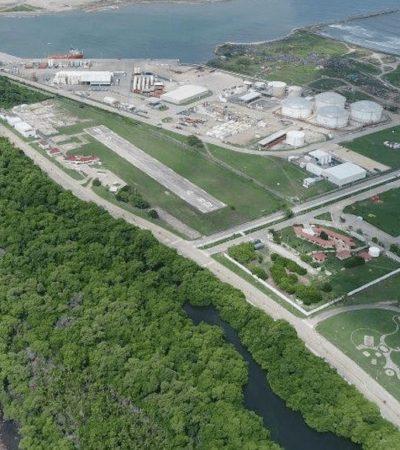 Confirma AMLO que empresas entregarán propuestas para refinería en Dos Bocas antes del 18 de abril