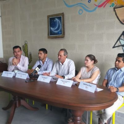 Falta Mara Lezama al compromiso de integrar al 'Regidor 16' al Cabildo, reprochan activistas