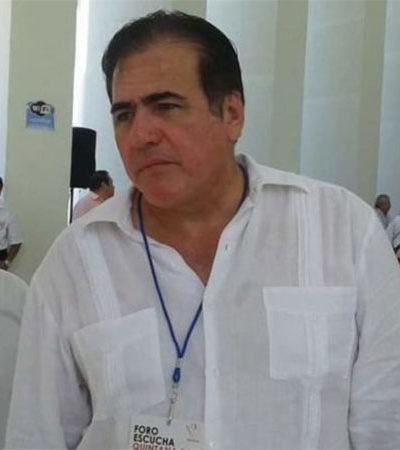 """""""Teqroo solamente ordenó una modificación de candidato por cuestión de paridad de género"""", afirma Ricardo Velazco"""