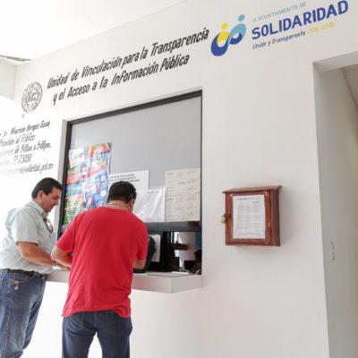 Rompeolas: Un galimatías, la información 'pública' de Solidaridad