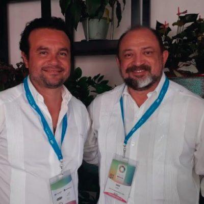 Promueve Pedro Joaquín bellezas de Cozumel en Tianguis Turístico de México 2019