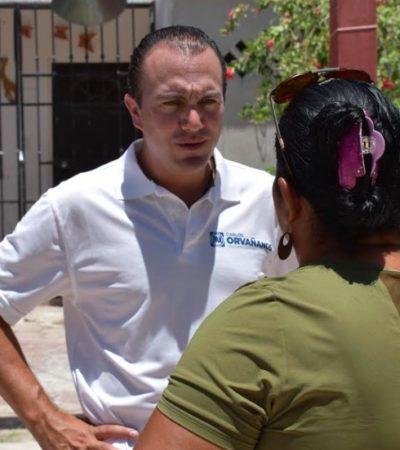 Carlos Orvañanos se pronuncia a favor de promover el desarrollo de las familias