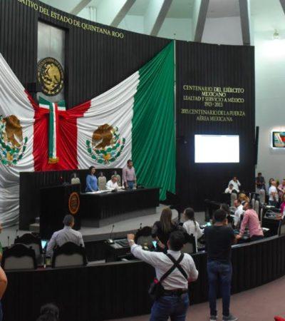 Analizarán en comisiones iniciativas presentadas por los legisladores