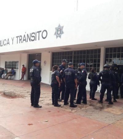 Investigan supuesto abuso sexual en separos de Cozumel