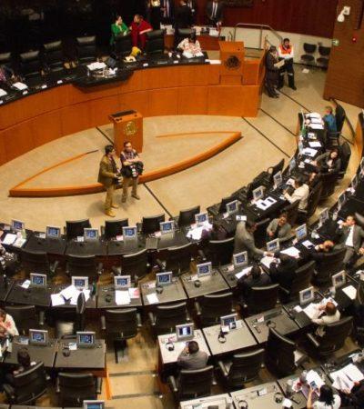 Aprueba Senado Reforma Laboral, modifica cinco leyes y elimina las juntas de Conciliación y Arbitraje