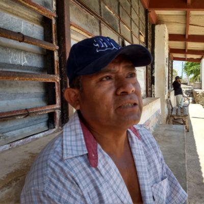 Negligencia del INAH frena reparación del edificio histórico que alberga la casa ejidal de Sacalaca