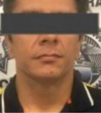 Cae en Playa del Carmen presunto líder de red nacional de trata y prostitución a través de portales como 'Zona Divas'