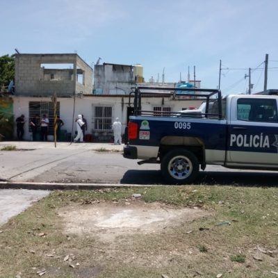 Se ahorca mujer en Chetumal