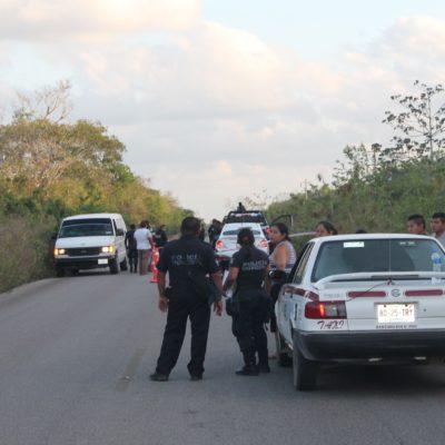 ACRIBILLADO EN UN TAXI: Ejecutan a 'El Talismán' en Lázaro Cárdenas