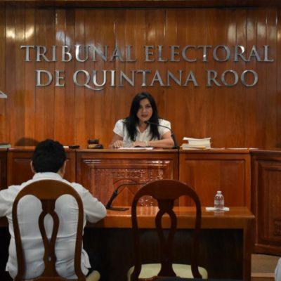 No procede queja interpuesta ante TEQROO en contra de alcaldesa de Solidaridad, Morena, PVEM y PT por uso de recursos públicos para publicidad