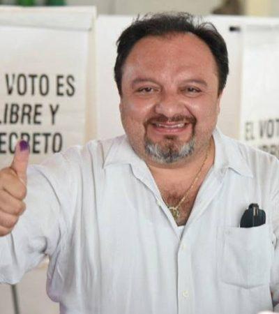 Se autoproclama Francisco Torres Rivas nuevo dirigente del PRI en Yucatán