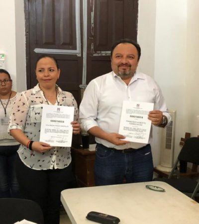 Otorgan triunfo a Francisco Torres en elección interna del PRI en Yucatán, pese a irregularidades
