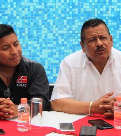 """""""TE MULTAN Y BAJITA LA MANO SON 20 MIL PESOS EN MOCHE"""": Denuncian transportistas abusos y corrupción gubernamental"""