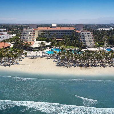 Lidera Vallarta ocupación hotelera en playas con un promedio de 89.5%; Cancún, apenas 75.6%