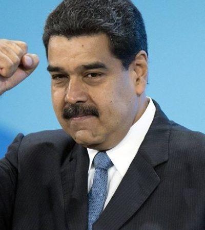 Convoca Maduro a movilización en Venezuela tras llamado de Guaidó a militares para derrocarlo