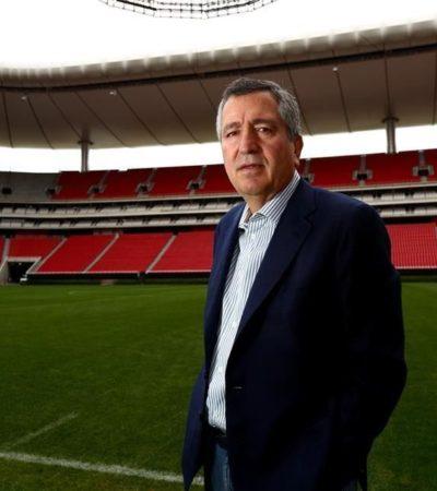 Reportan a Jorge Vergara en estado grave de salud; su hijo desmiente el trascendido