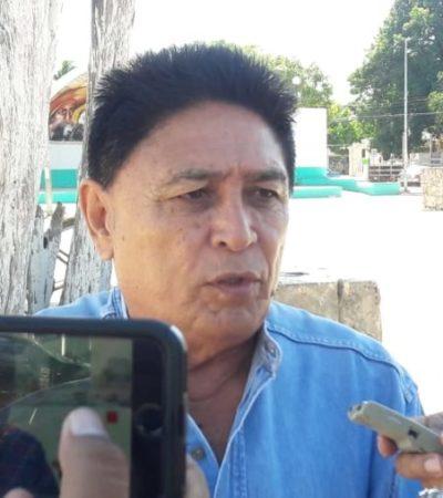 Asegura Víctor Díaz que Expomor este año no tuvo ganancias, aunque aceptó que en años pasados fue negocio de regidores y presidentes