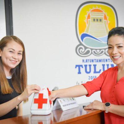 ESPERAN RECAUDAR 150 MIL PESOS: Inicia Colecta Anual 2019 'La Cruz Roja te llama' para reparar una ambulancia en Tulum